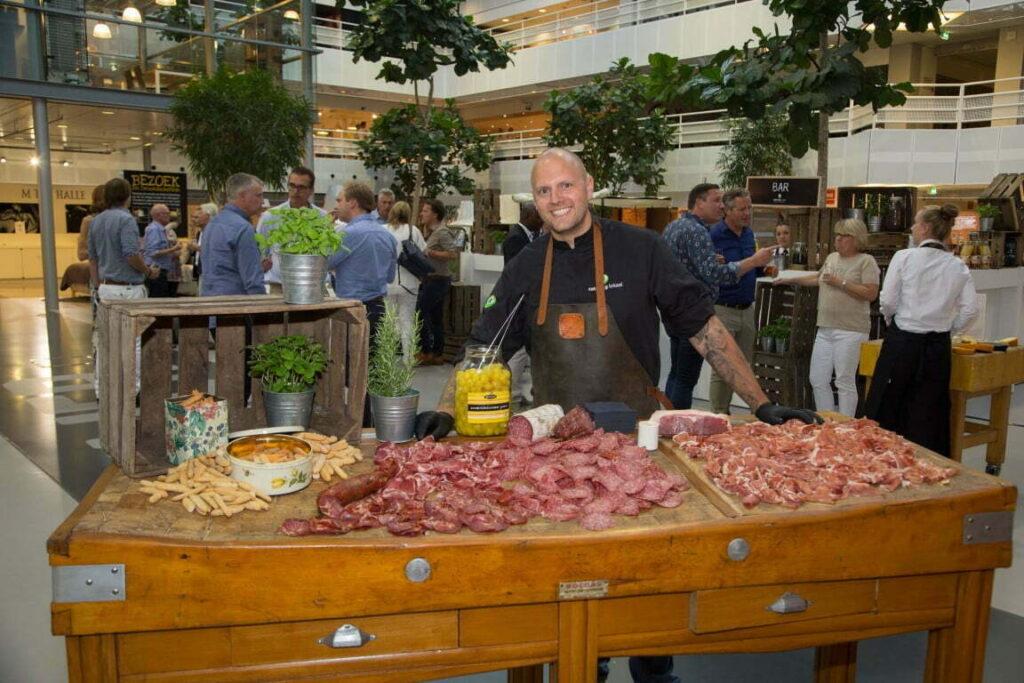 Catering Lokaal - De Woonindustrie - Raldo Neven Fotografie